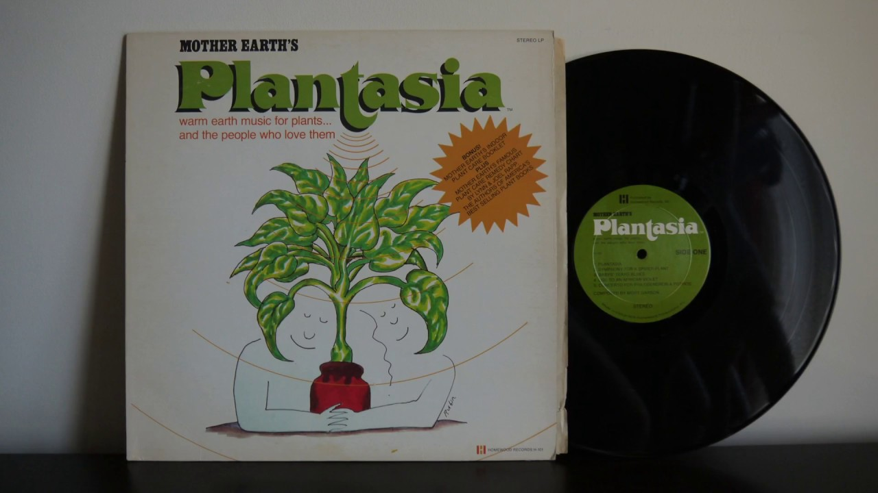vinile Mother Earth's Plantasia