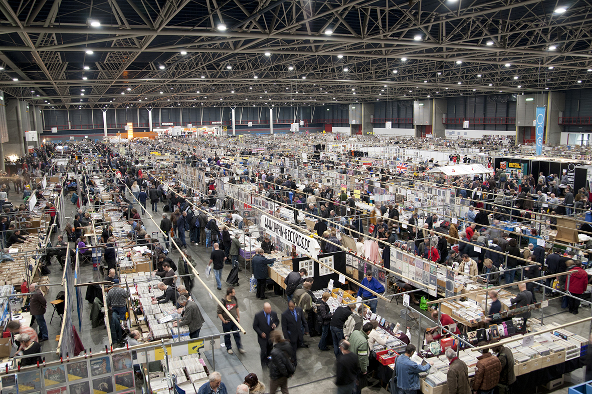 Mega Record & CD Fair