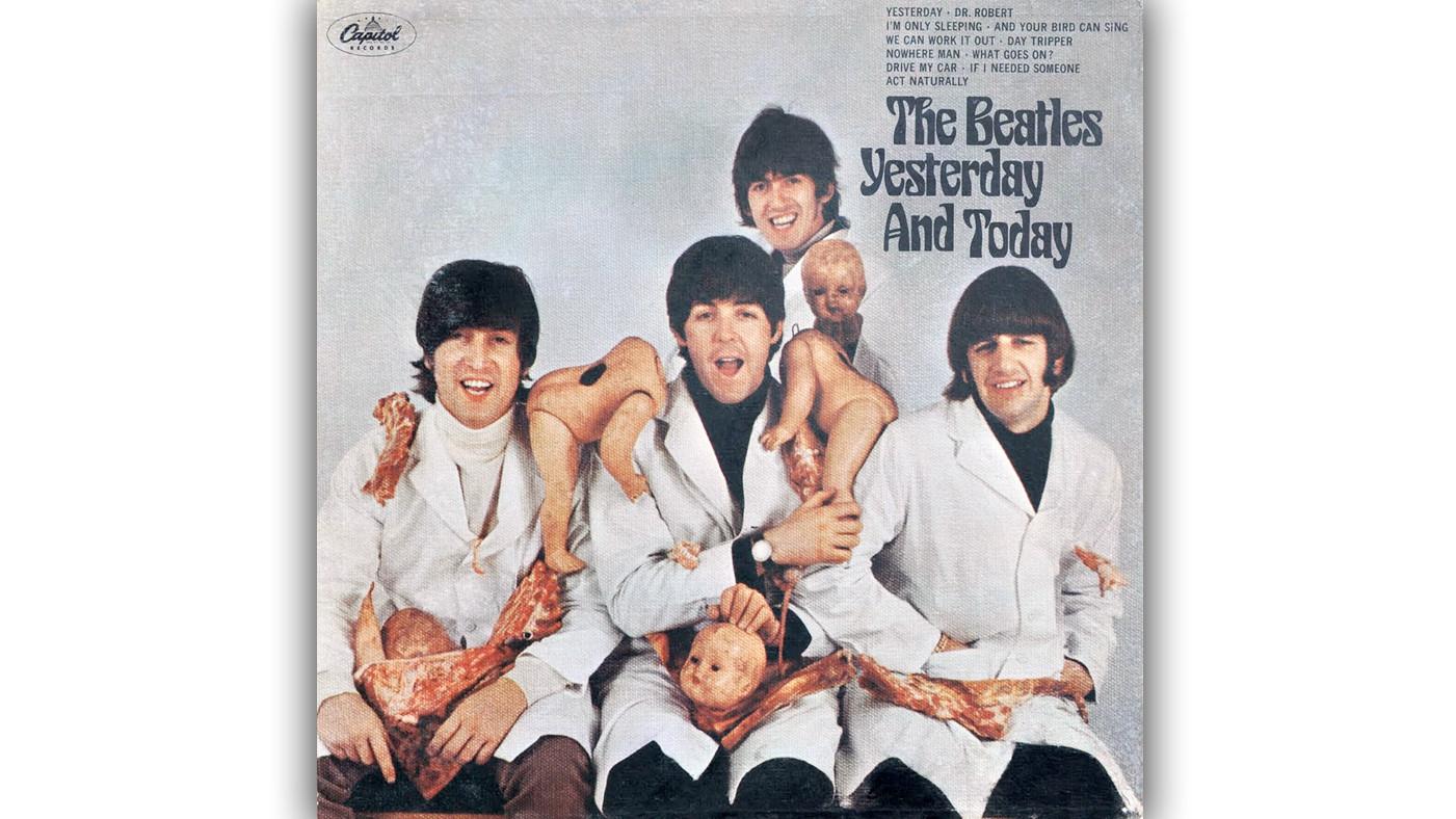 Beatles Tre Vinili Rarissimi Dal Prezzo Fab