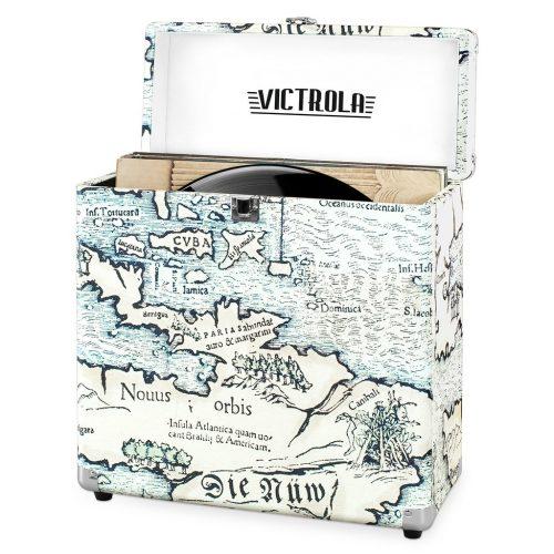 victrola porta vinili